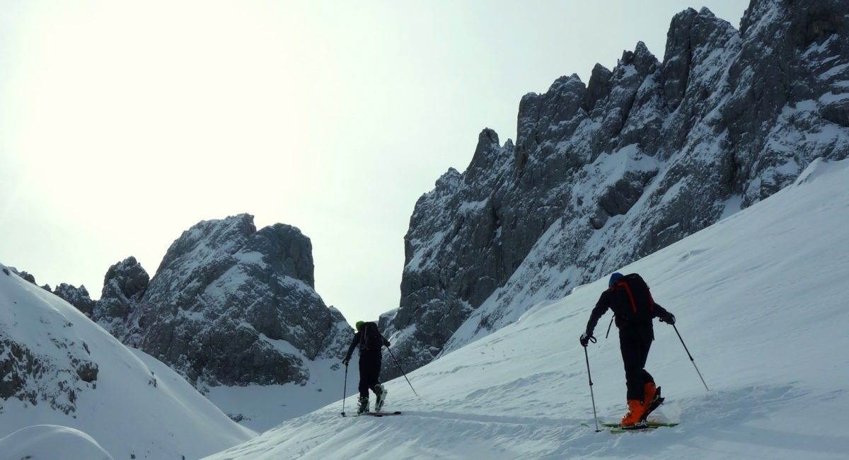 Skitour Wilder Kaiser (1)