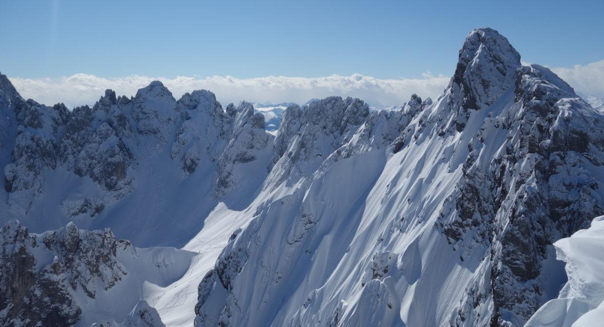 Skitour Wilder Kaiser (2)