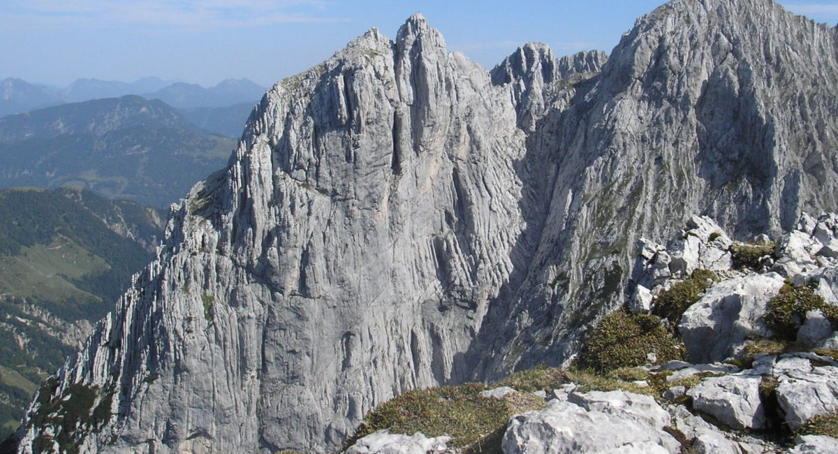 Totenkirchl Westwand