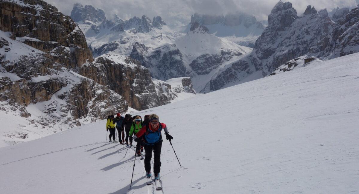 Skitouren Dolomiten (1)