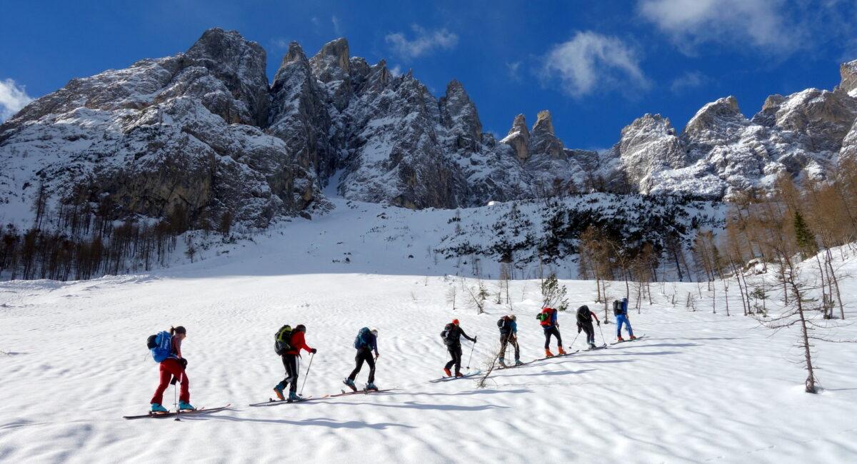 Skitouren Dolomiten (2)