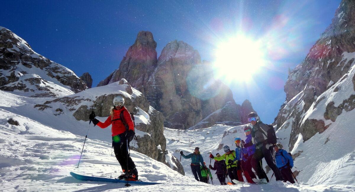 Skitouren Dolomiten (4)